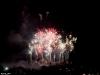 Fuochi d'artificio al castello di gradara