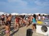 Balli in spiaggia con i bambini a gabicce mare