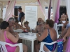 gioco carte in spiaggia
