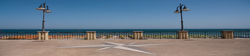 panoramica larga piazza gabicce