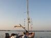 Salgono le famiglie in barca dalla zone 32 di gabicce