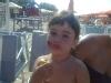 bambino e la nutella a gabicce mare