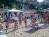 giochi in spiaggia con bimbi a gabicce mare