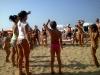 animazione in spiaggia a gabicce mare