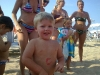 bimbi e animazione in spiaggia a gabiccemare