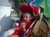 bambino e passeggino a gabicce mare