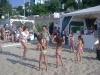 festa sulla spiaggia a gabicce mare