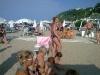 animatrici in spiaggia a gabicce mare