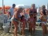 Bambini che giocano gabicce mare