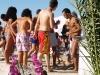 Festa con party direttametne in spiaggia