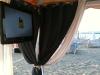 Tv on the beach