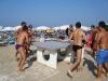 Spiaggia e torneo di Ping Pong