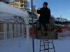 neve e stazione meteo