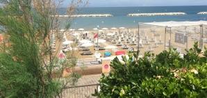 Minigolf in spiaggia