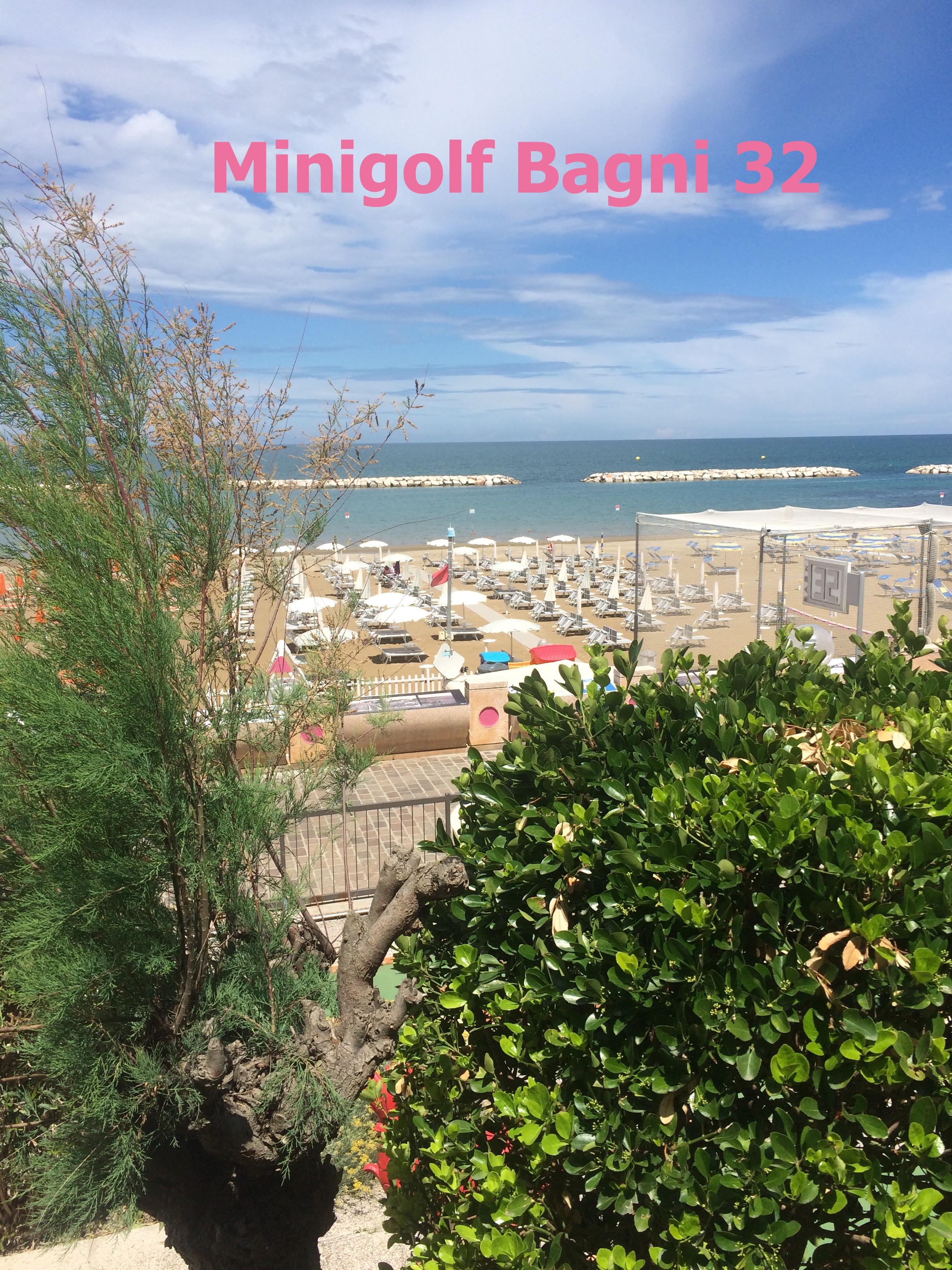 Minigolf Spiaggia Gabice Mare